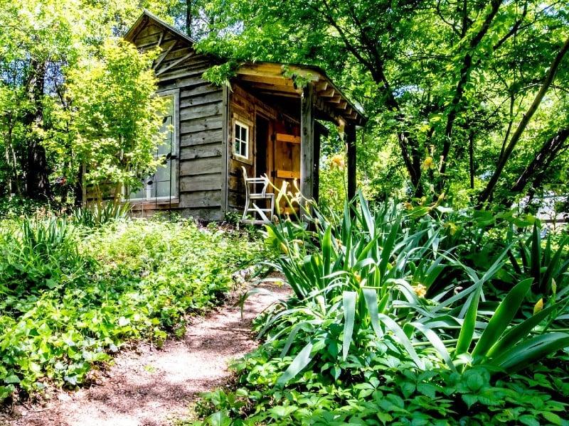 Charming Cabin Near Deep Ellum & Fair Park