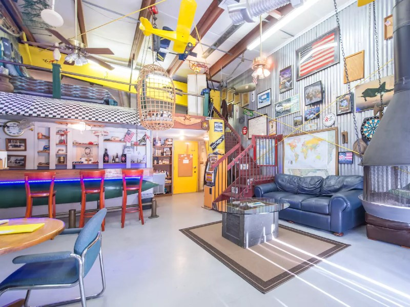 ManCave apartment