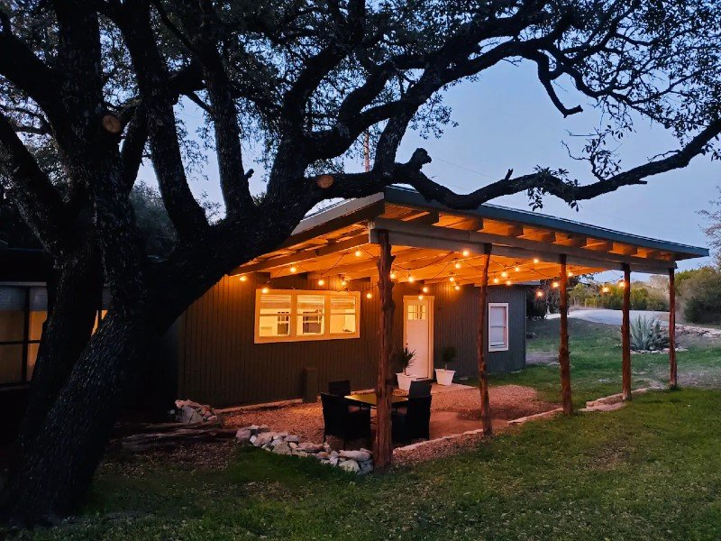 Secluded 180° views with fire pit near Fossil Rim