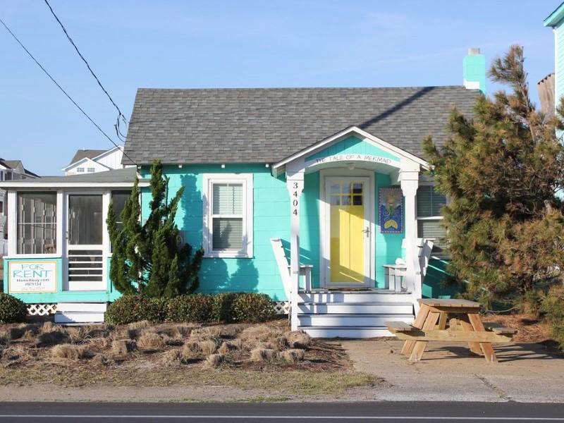Circa 1953 beach cottage