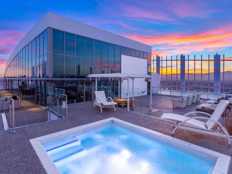 59th Floor Palms Penthouse, Las Vegas