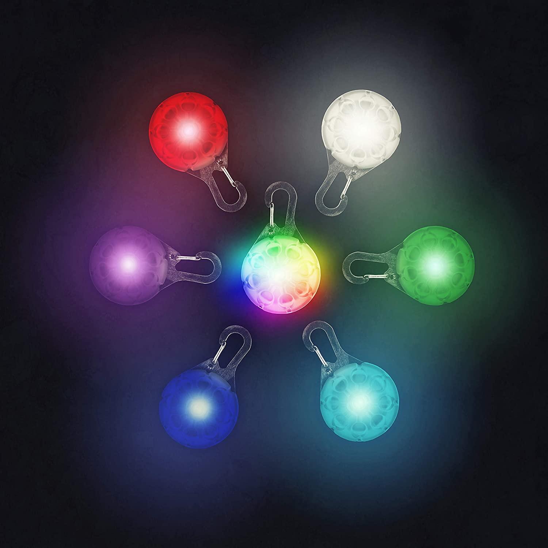 Nite Ize SpotLit Clip-On LED Light with Carabiner