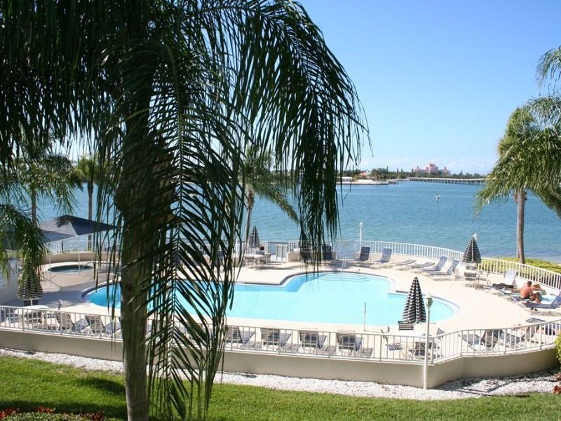 Pool at Bahia Vista 8 - 210 Waterfront Paradise Condo