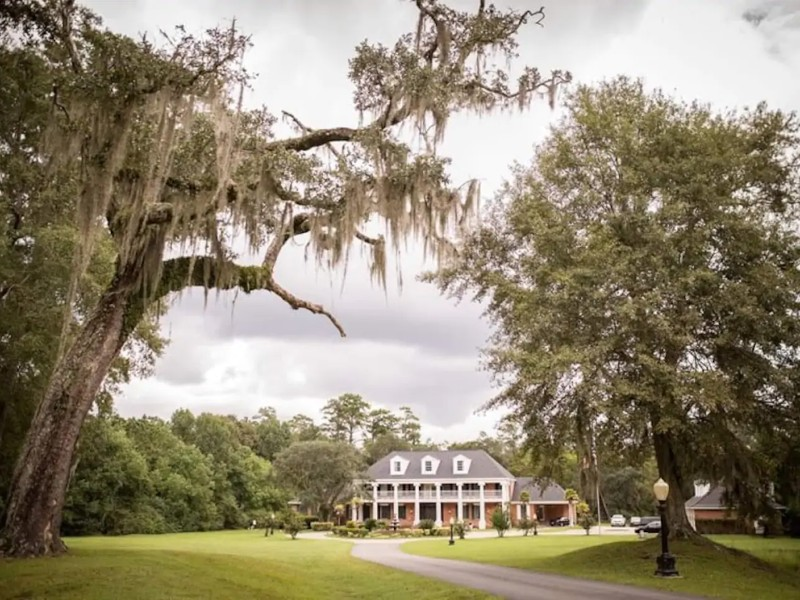 Bayou Oaks Plantation, Slidell