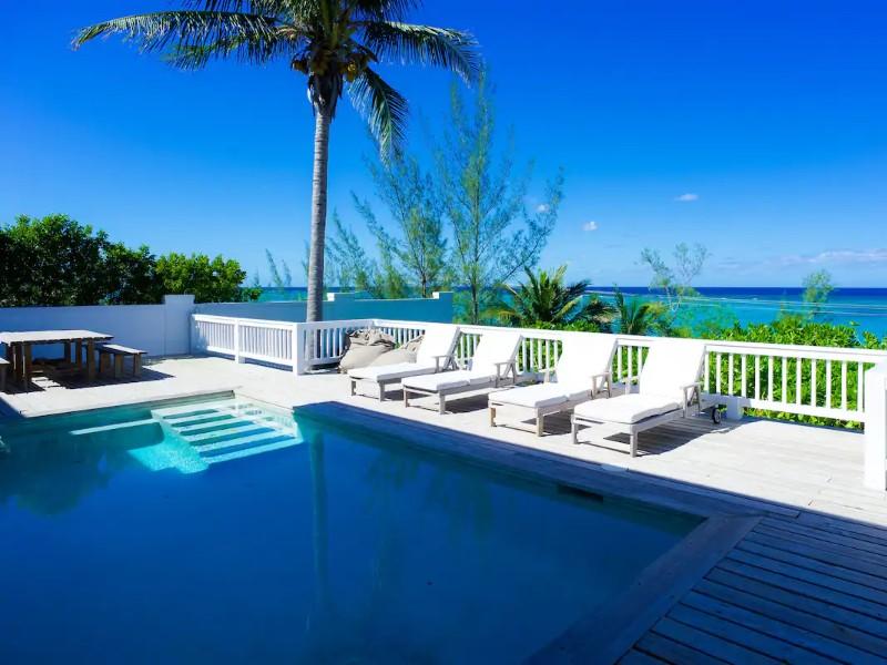 Beautiful Hilltop Home With Beach & Ocean Views