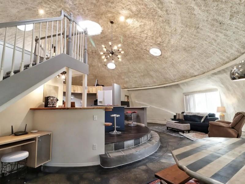 Cozy, Unique Dome House Near Atlanta - Marietta, Georgia