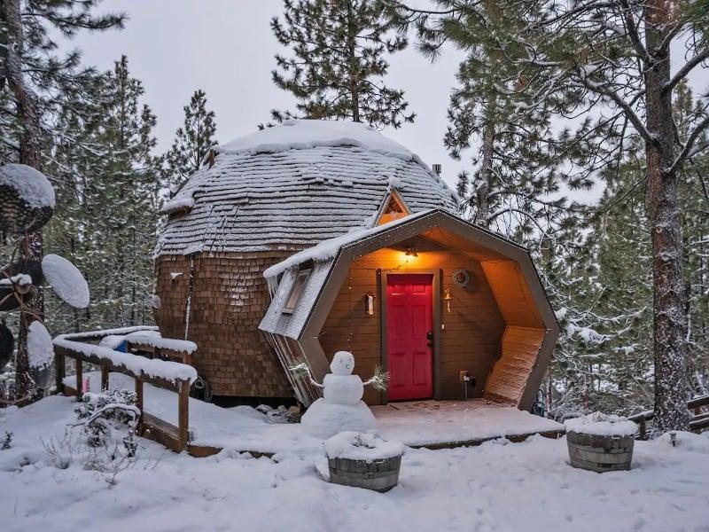 Dome Sweet Dome - Bend, Oregon