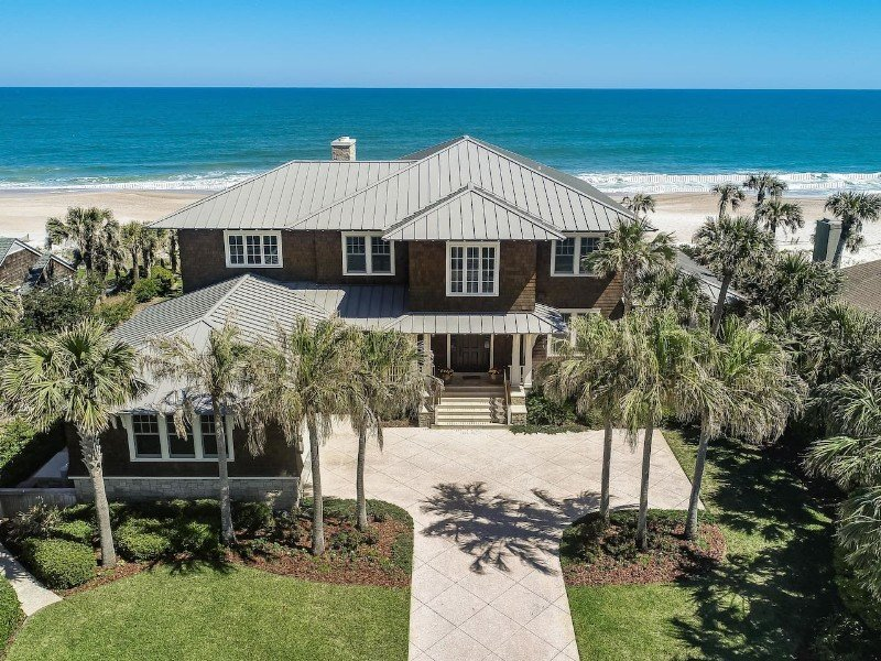 Gorgeous Oceanfront Home, Ponte Vedra Beach