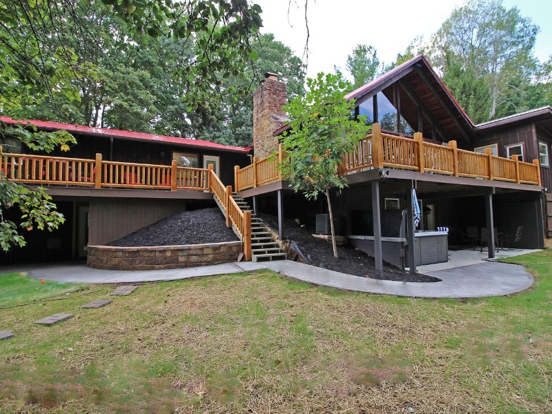 High Point Lodge with Indoor Saltwater Pool, Rockbridge