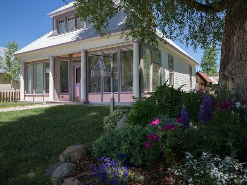 Katie's House, Crested Butte, Colorado