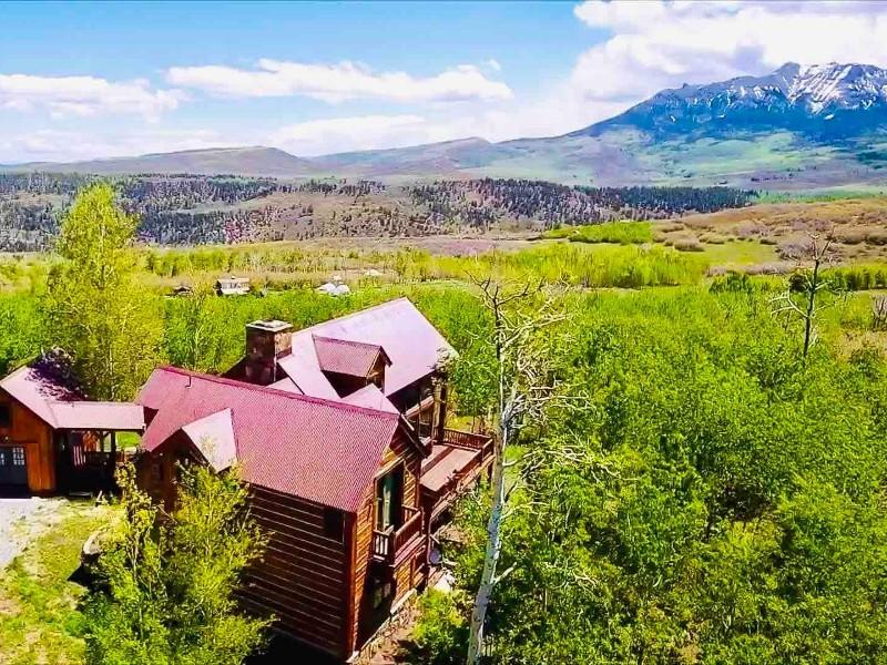 Mountain Sky Cabin, San Miguel County, Colorado