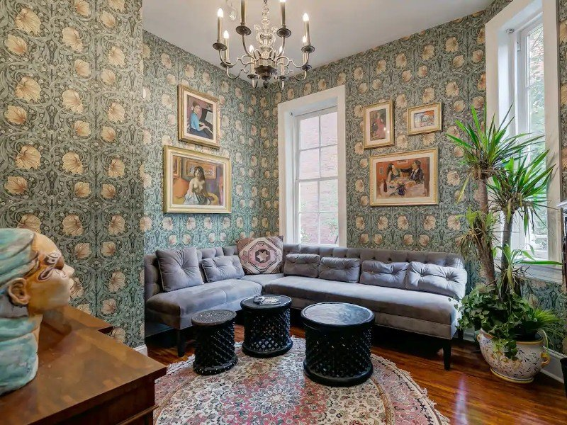 Museum in a Mansion, Baltimore