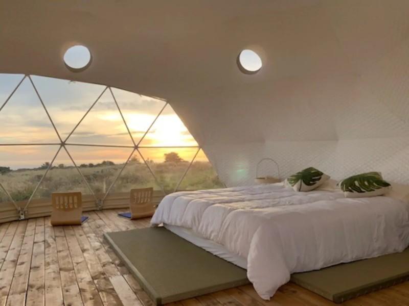 No Place Like Dome - Pescadero, California