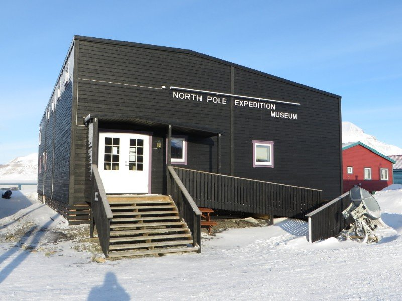 North Pole Expedition Museum, Longyearbyen, Norway