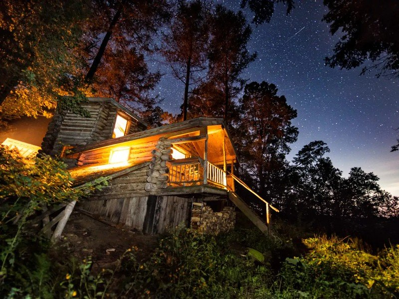 Off-the-Grid Cabin in the Green Mountains - West Bolton, Vermont