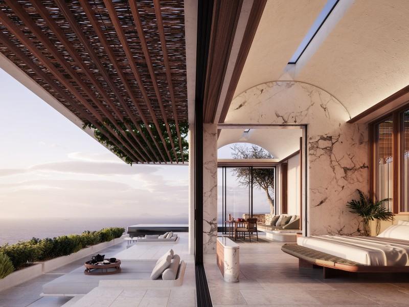 One&Only Resorts Kea Island, Greece