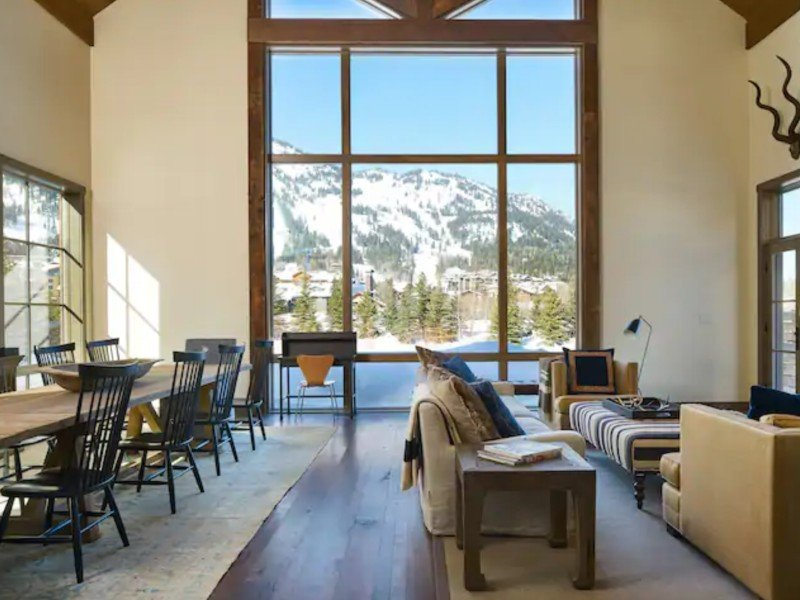 Shooting Star Cabin, Teton Village, Wyoming