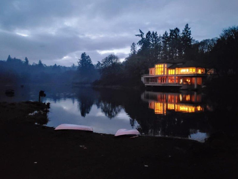 The Hideaway at Hidden Lake Ranch, Salem, Oregon