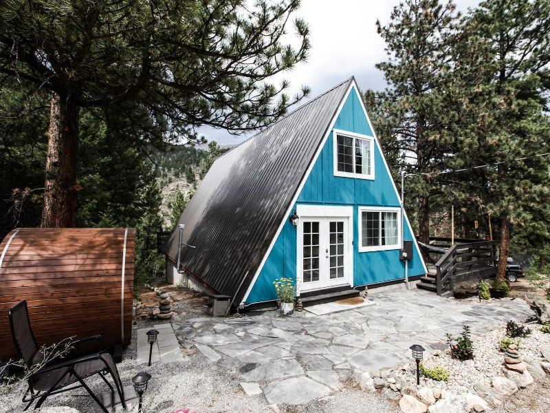The Hygge Chalet and Sauna - Grant, Colorado