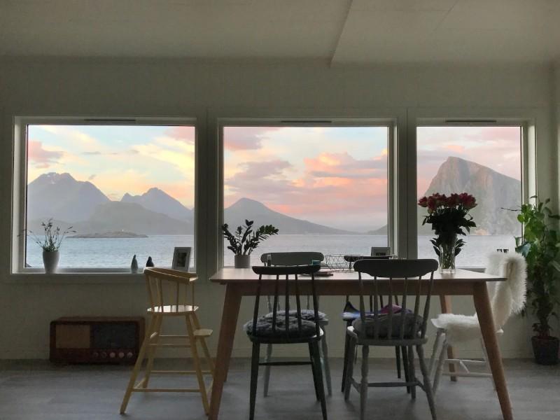 Wakeup Lofoten, Norway