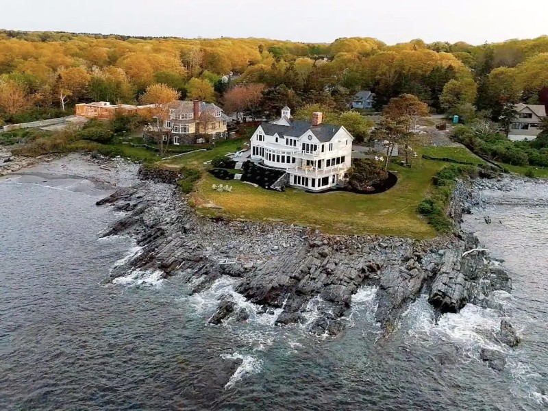 Waterfront Estate, Cape Elizabeth