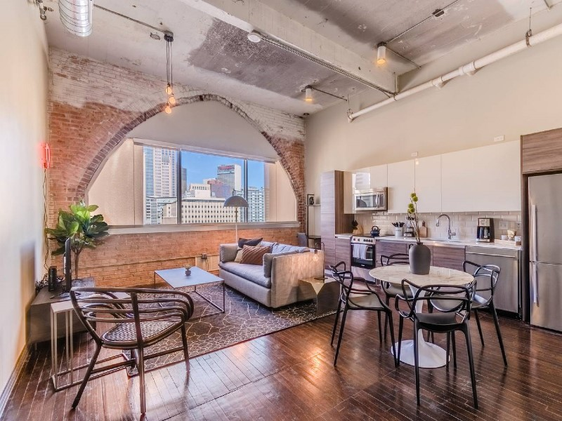 Abode | Dallas | Hip Loft in the Heart of Downtown