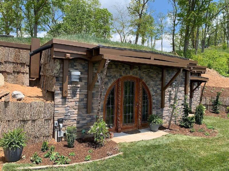 Hobbit Knoll - Treehouses of Serenity