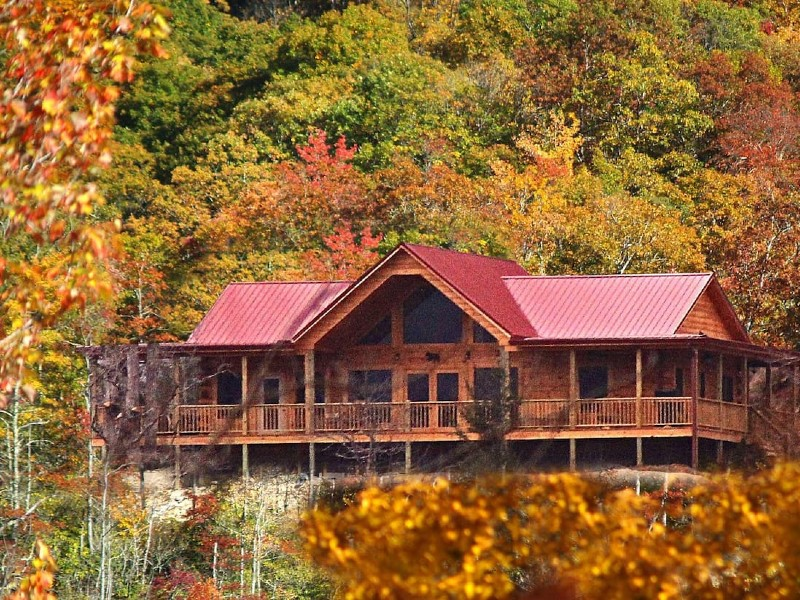 Black Bear Lodge at Deep Creek