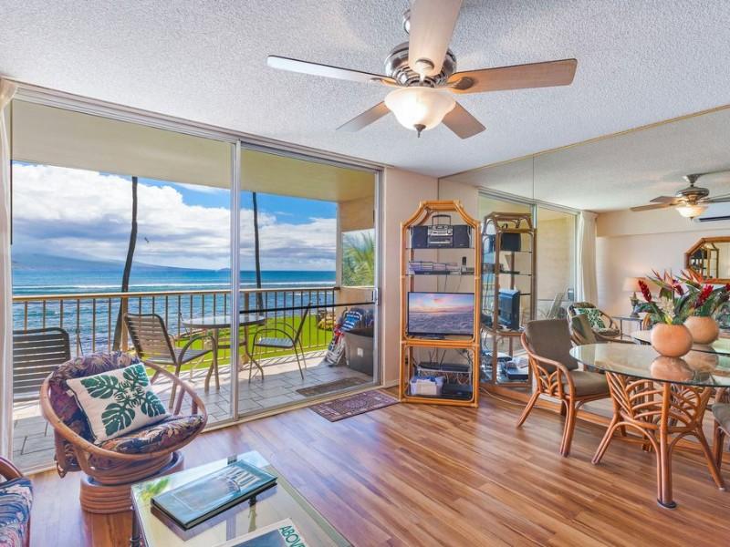5 Star Oceanfront Maui, Hawaii