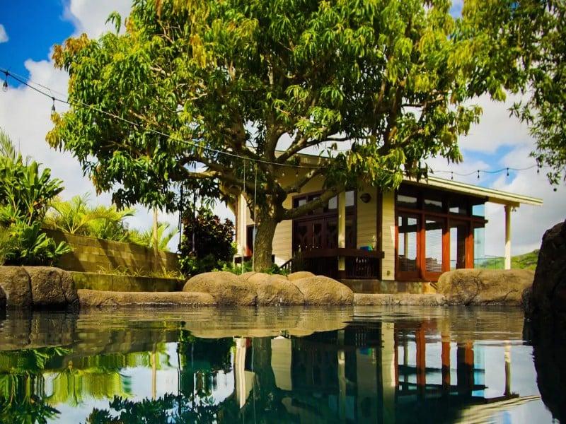 Cabana on the Water, Oahu