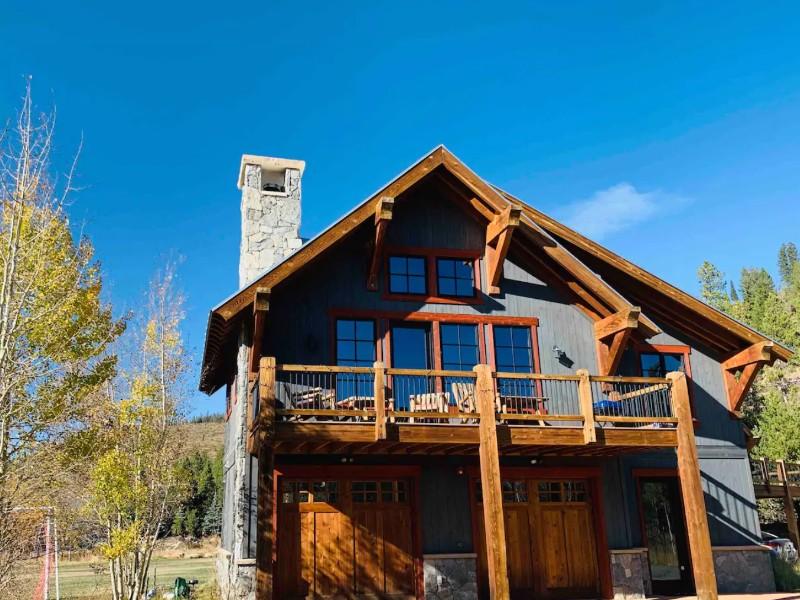 Mountain Guest House, Breckenridge, Colorado