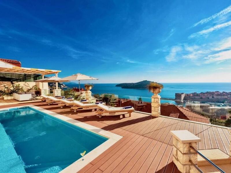 Villa Vega 3 Bedroom with Swimming Pool, Dubrovnik