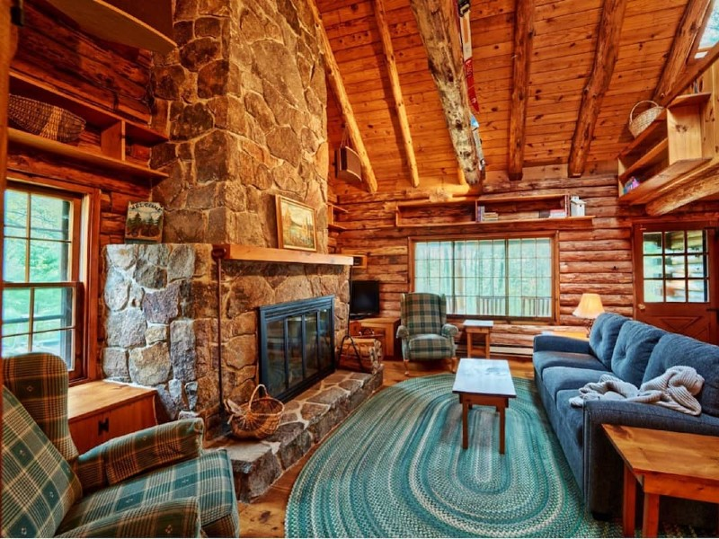 The Vermont Dream Cabin