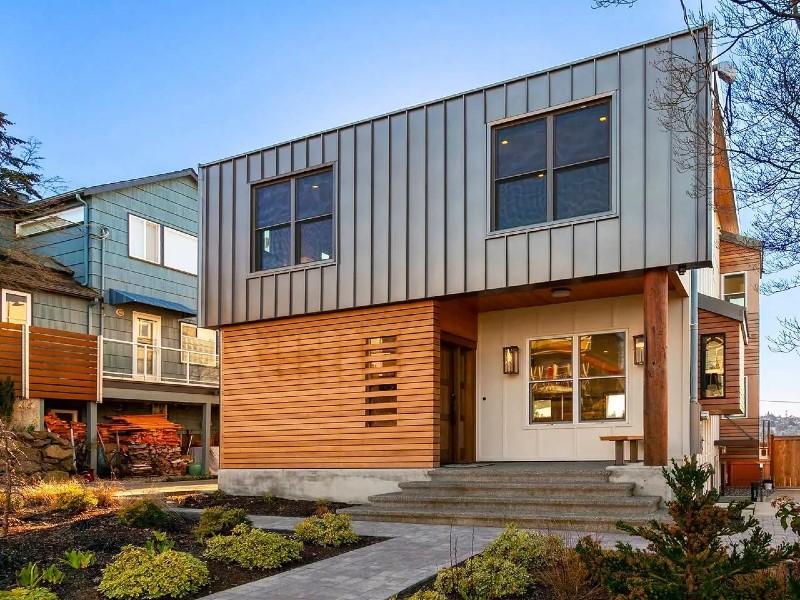 Brand New Queen Anne Multi Million Dollar Home