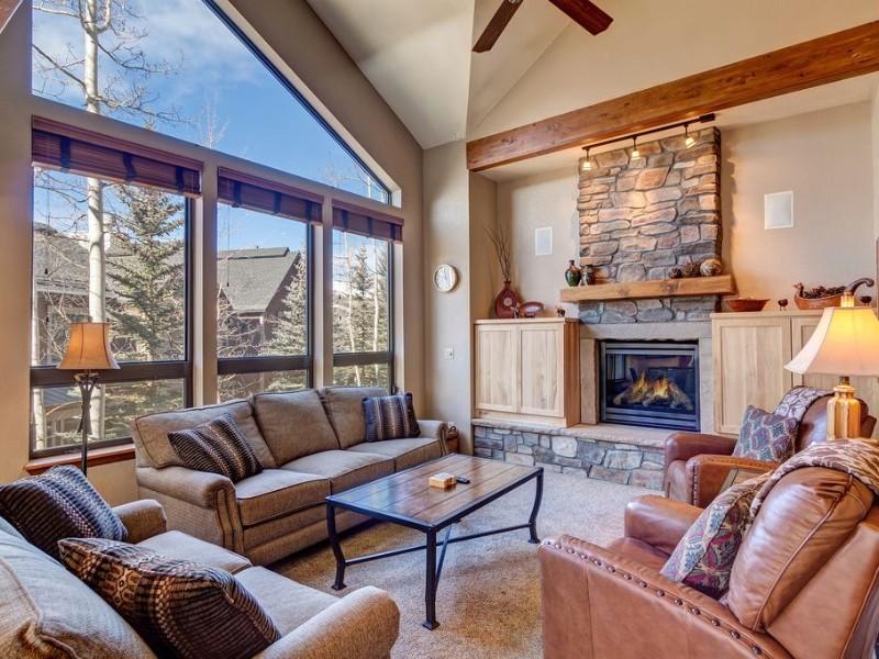 2 King Master Suites Home, Breckenridge
