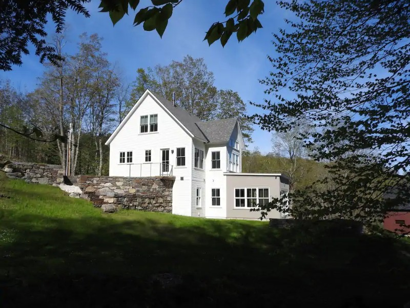 Exterior of Two-person SunCottage