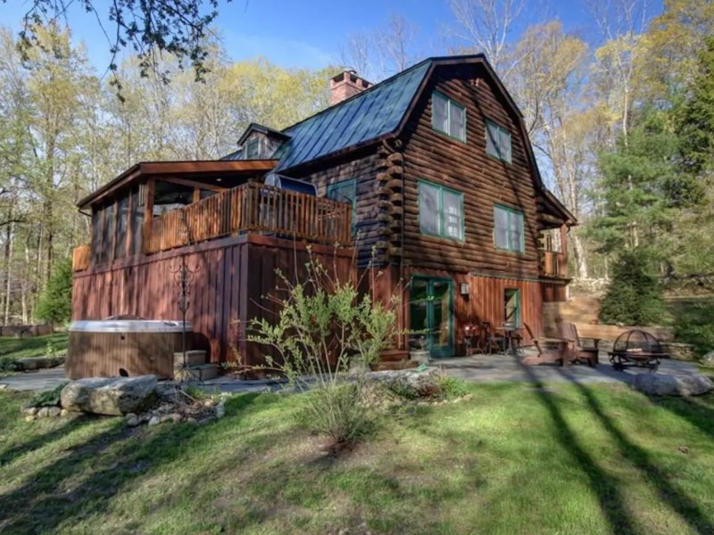 Amazing Berkshires Cabin, Monterey, Massachusetts