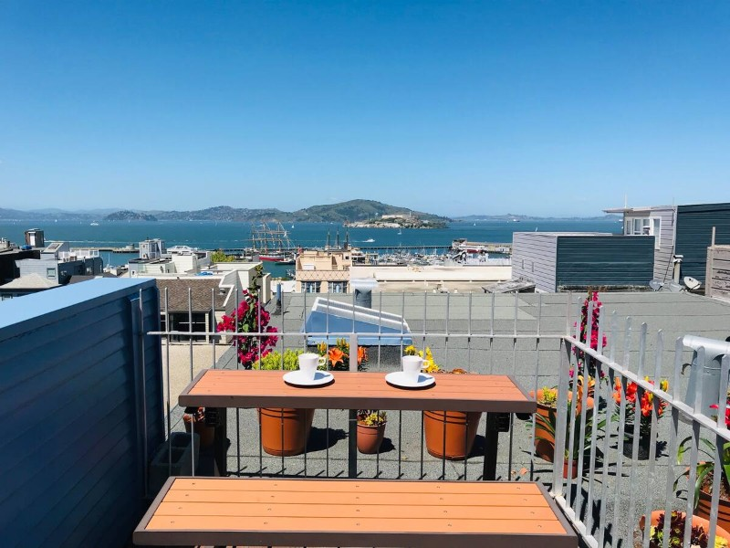 Bayview Penthouse with Private Bedroom and Private Bath