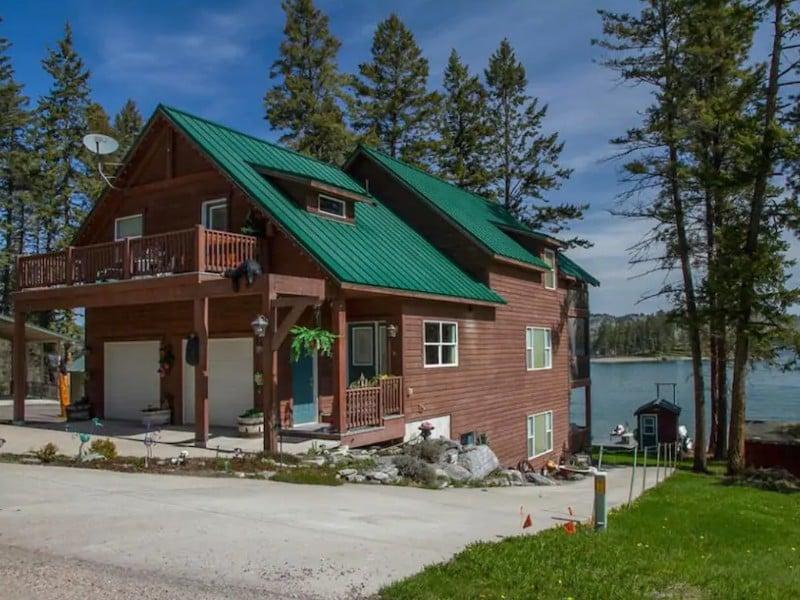 Beautiful Flathead Lake Home, Montana