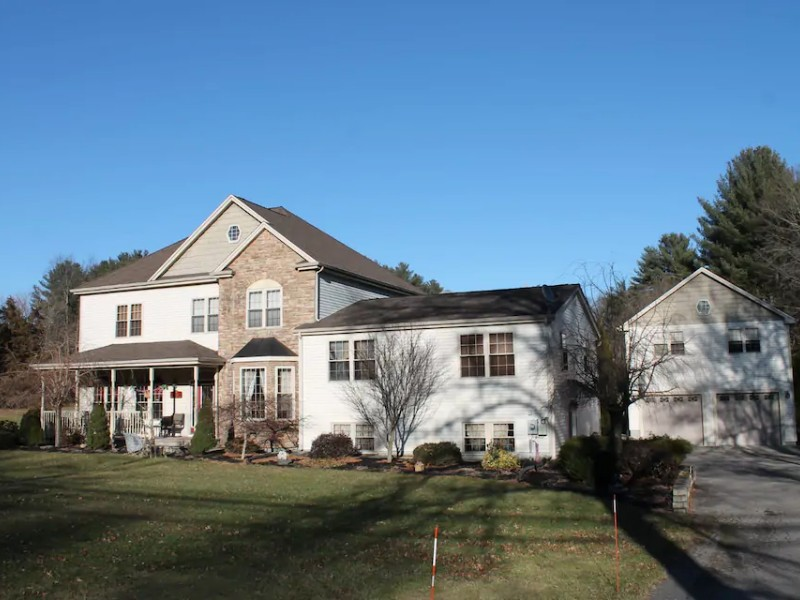 Front of Centrally Located New England Loft