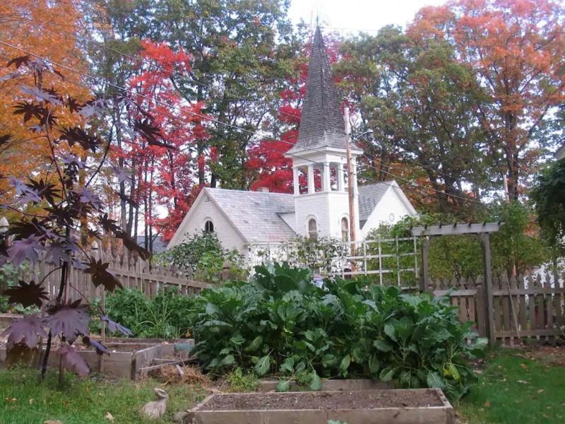 Charming Studio in Renovated Church, Brattleboro, Vermont