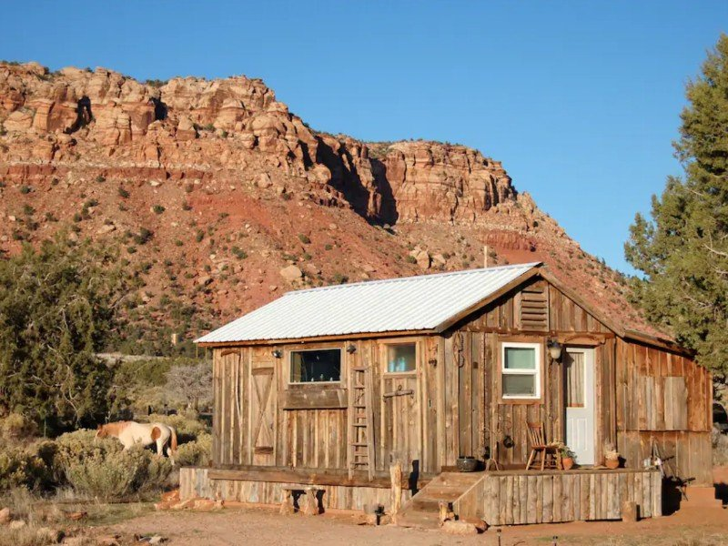 Cozy cabin near the Grand Canyon, Zion and Bryce, Arizona