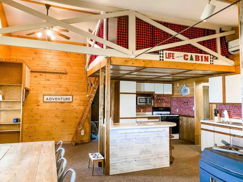 Cozy Cabin on Sunset Bay, Isle, Minnesota