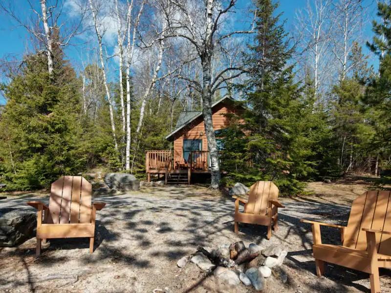Elbow Lake Lodge White Birch Cabin, Cook Minneosta