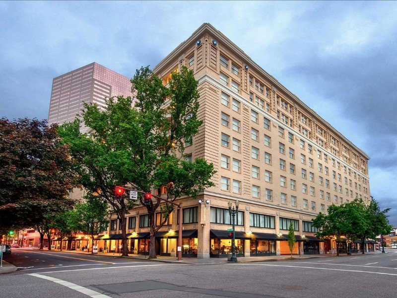 Embassy Suites by Hilton, Portland Downtown