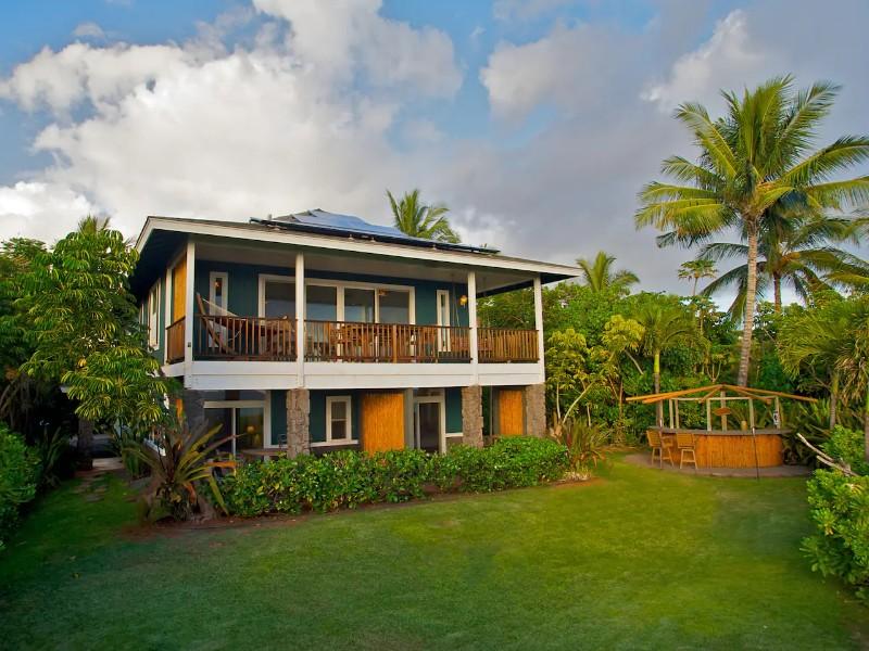 Hale La-Air Conditioned Luxury Ocean Home