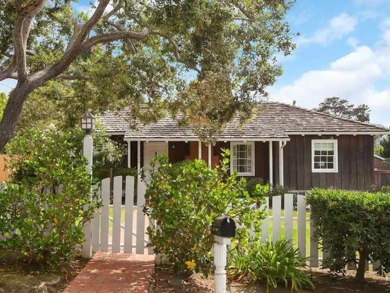 La Jolla Shores Redwood Beach Cottage, San Diego