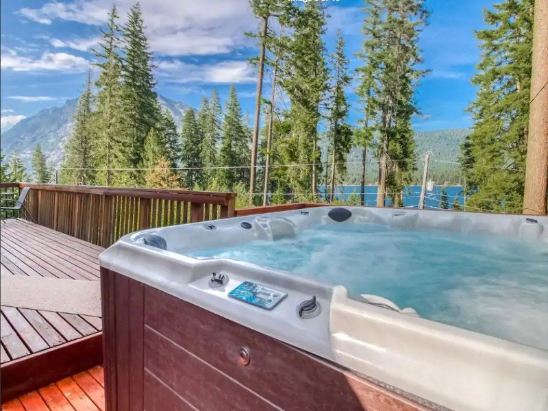 Lake Wenatchee Cabin, Leavenworth