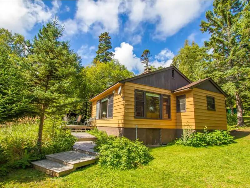 MinneMe Cabin on Lake Superior, Minnesota