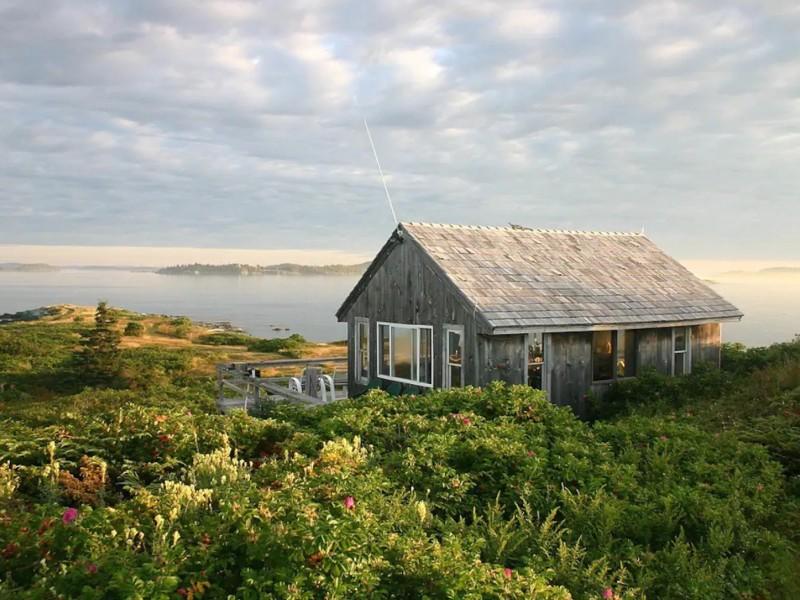 Oak Island Wildlife Preserve, Camden, Maine
